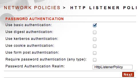 Forum Sentry API Identity Management