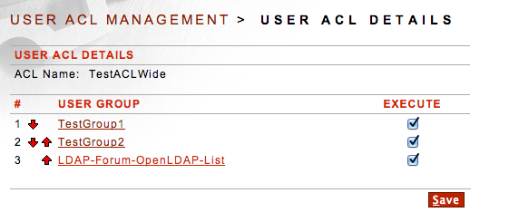 Forum Sentry-LDAP-ACL