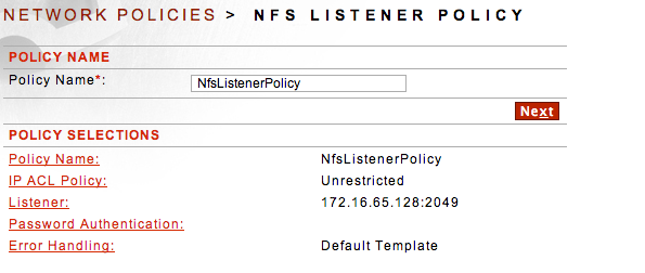 FS-Cloud-Controller-NFS-Network-Policy